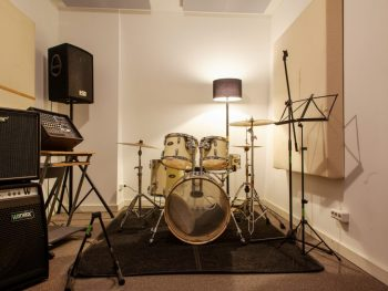 Single Rehearsal Studio