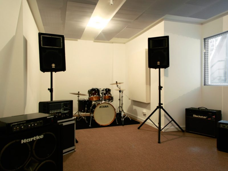 Large Band Rehearsal Studios