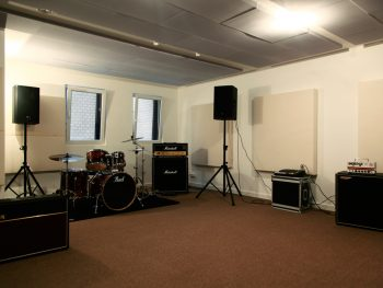 Session Rehearsal Studio